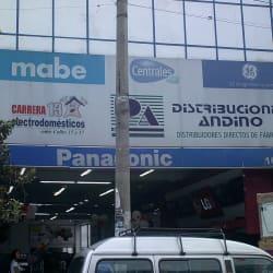 Distribuciones Andino en Bogotá