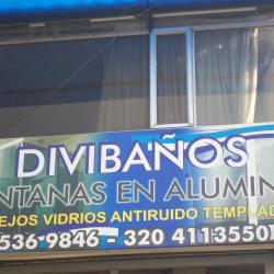 Divibaños Ventas de Aluminio  en Bogotá