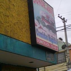 Donde Javi  en Bogotá