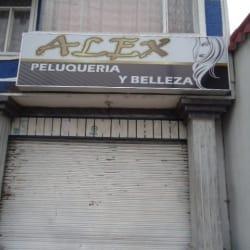 Alex Peluquería y Belleza en Bogotá