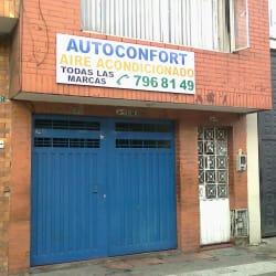 Autoconfort en Bogotá