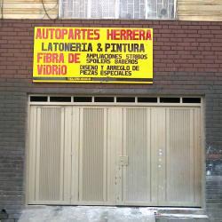 Autopartes Herrera en Bogotá