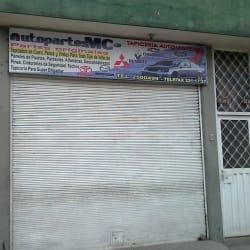 Autopartes MC  en Bogotá
