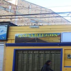 Andariegos en Bogotá