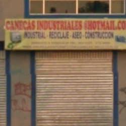 Canecas Industriales en Bogotá