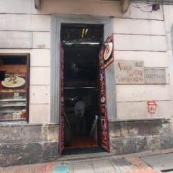 Cocína Típica Antigua Santa Fé en Bogotá