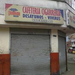 Cafetería y Cigarrería Valentina AG en Bogotá
