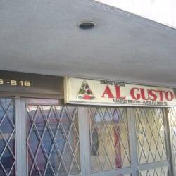 Comidas Rápidas Al Gusto en Bogotá