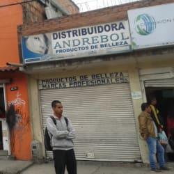 Distribuidora Andrebol en Bogotá