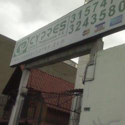 Cypres Casas y Prefabricados S.A. en Bogotá