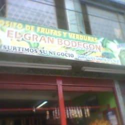 El Gran Bodegón Carrera 88C con 71 en Bogotá