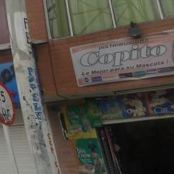 Distribuidora Copito en Bogotá