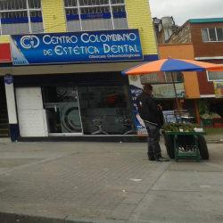 Centro Colombiano de Estética Dental en Bogotá