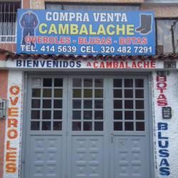 Compra Venta Cambalache en Bogotá