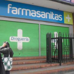 Droguería Farmasanitas Calle 139 en Bogotá