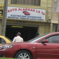 Auto Alarmas La 1a en Bogotá