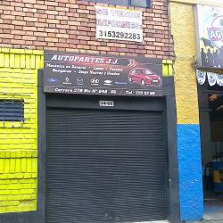 Autopartes J.J en Bogotá