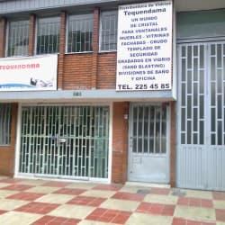 Distribuidora De Vidrios Tequendama en Bogotá