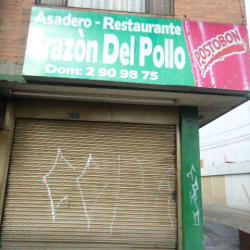 Asadero Restaurante Brazón del Pollo en Bogotá