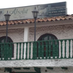 Absolut Eventos y Recepciones  en Bogotá