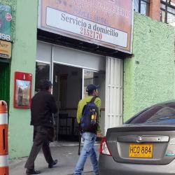 Doryte Pastelería en Bogotá