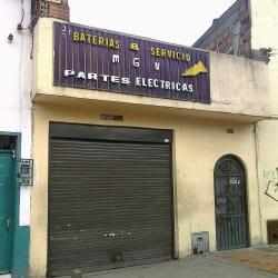 Baterías & Servicio M G V en Bogotá