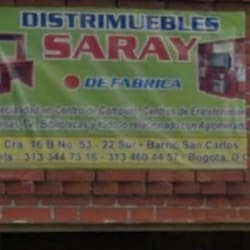 Distrimuebles Saray en Bogotá