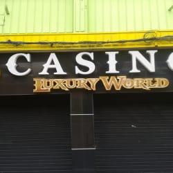 Casino Luxuri Word en Bogotá