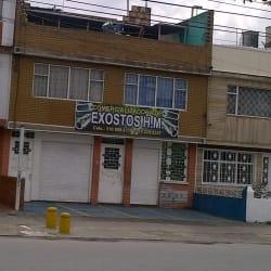 Comercializadora de Exhostos HM en Bogotá