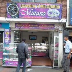 Joyería y Relojería Murano  en Bogotá