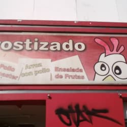 Brostizado en Bogotá