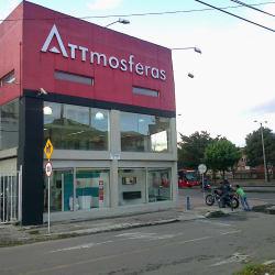 Attmosferas Calle 80 en Bogotá