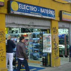 Electro Batteries  en Bogotá