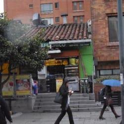 Café Chicó en Bogotá