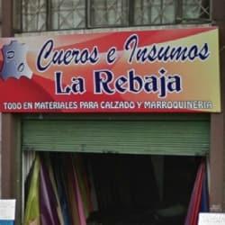 Cueros e Insumos La Rebaja en Bogotá