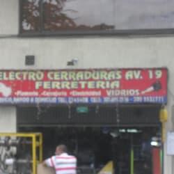 Electro Cerraduras Avenida 19 en Bogotá