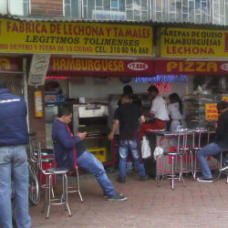 Fábrica De Lechona y Tamales en Bogotá