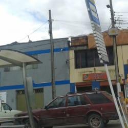 La Cafetería Del Pavo en Bogotá