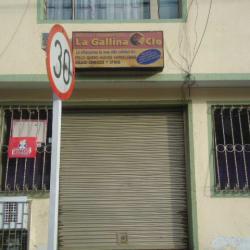 La Gallina Oclo en Bogotá