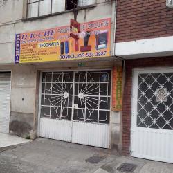 D-K-Che Centro de Fotocopiado  en Bogotá