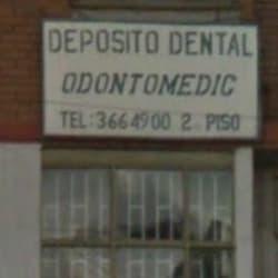 Deposito Dental Odontomedic en Bogotá