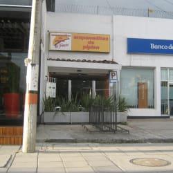Empanaditas de Pipian Calle 116 en Bogotá