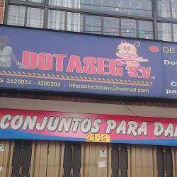 Dotaseg S.V en Bogotá