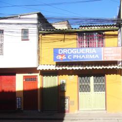 Droguería C Pharma en Bogotá
