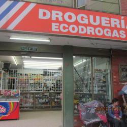 Droguería Ecodrogas en Bogotá