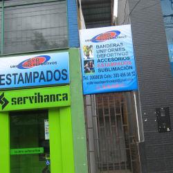 ByB Uniformes Deportivos en Bogotá