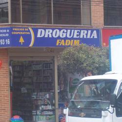 Droguería Fadim en Bogotá