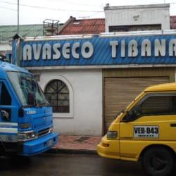 Lavaseco Tibana en Bogotá