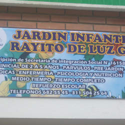 Jardín Infantil Rayito De Luz en Bogotá