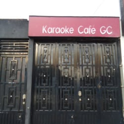Karaoke Café GC en Bogotá
